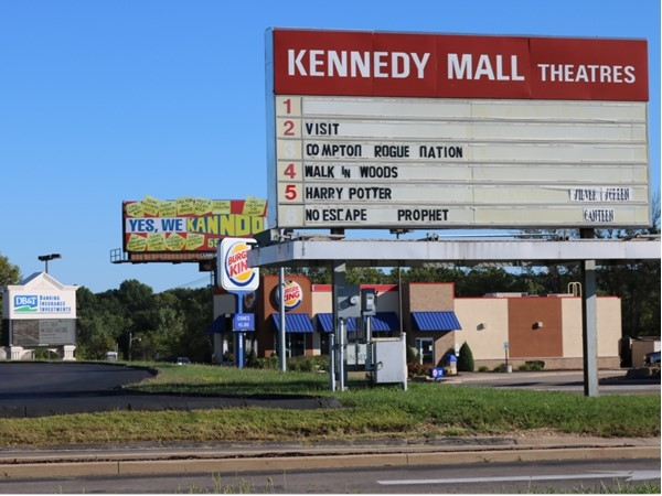 Kennedy Mall Theatres