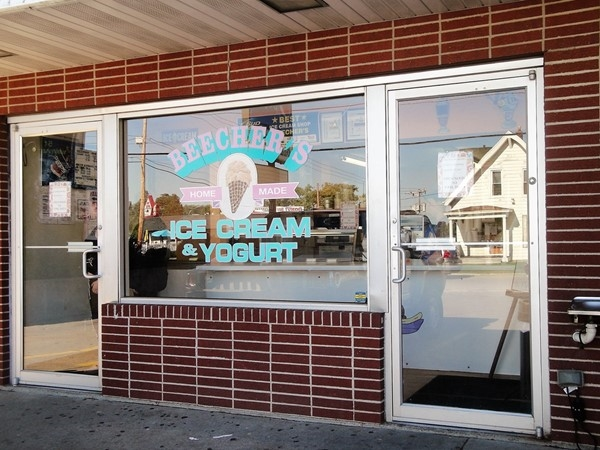 Beecher's Ice Cream.  A favorite ice cream parlor