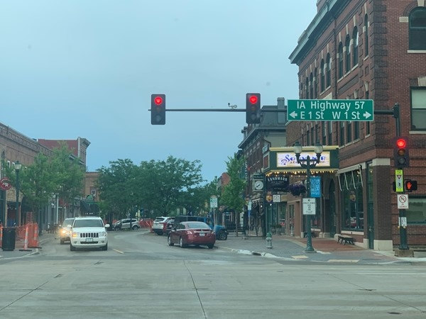 Downtown Cedar falls offers local treats, fun entertainment and great shops with unique items