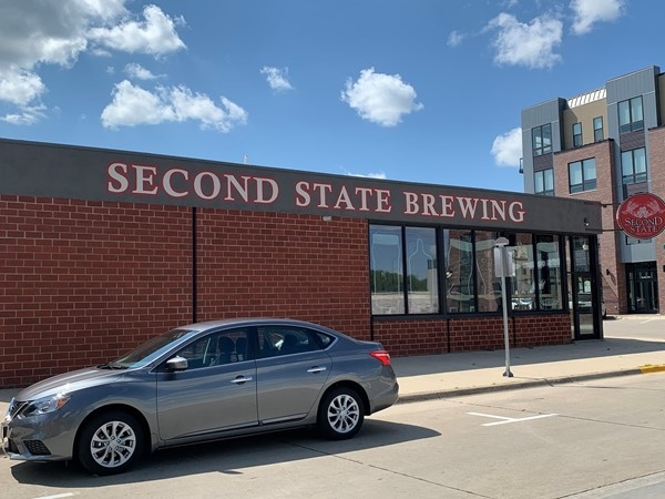 Second State Brewing has a great selection of craft beers brewer in house