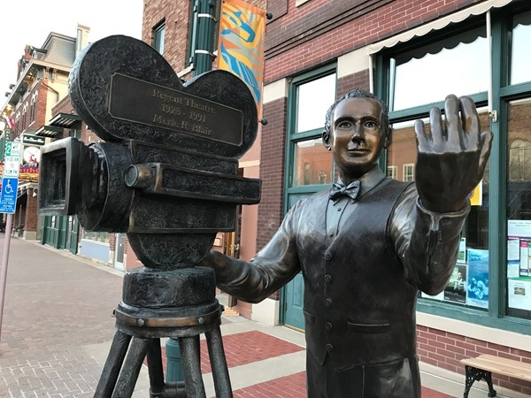 Oster Regent's Theater in downtown Cedar Falls is home to many live theater journeys