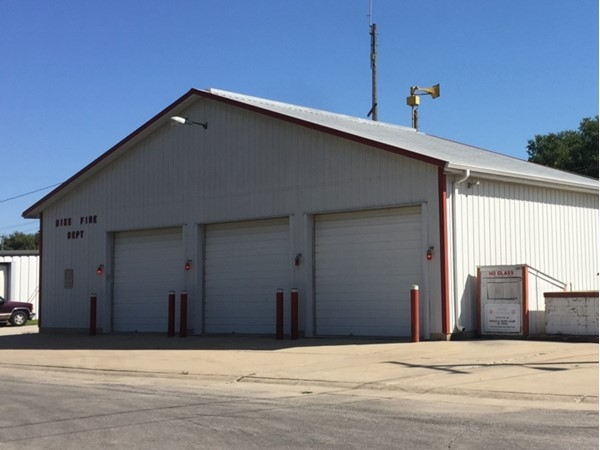 Dike Volunteer Fire Department