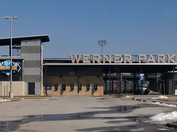 Werner Park Stadium. Fun for the whole family