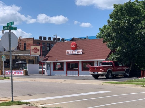 Maid Rite Shop a staple in Downtown Cedar Falls is set to open