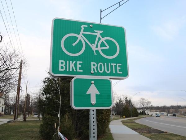 Looking for somewhere to get your bike on? Cedar Falls is full of paved bike trails