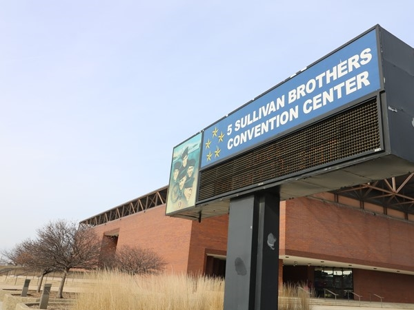 5 Sullivan Brothers Convention Center, home to many great events in the Cedar Valley
