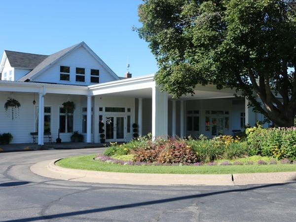 Dubuque Golf and Country Club entrance