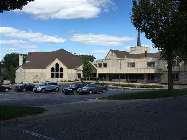 St John Lutheran Church has been serving Cedar Falls since 1867 with genuine legacy serving